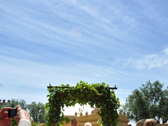 La boda de Tomas y Berta en Pedrola, Zaragoza 19