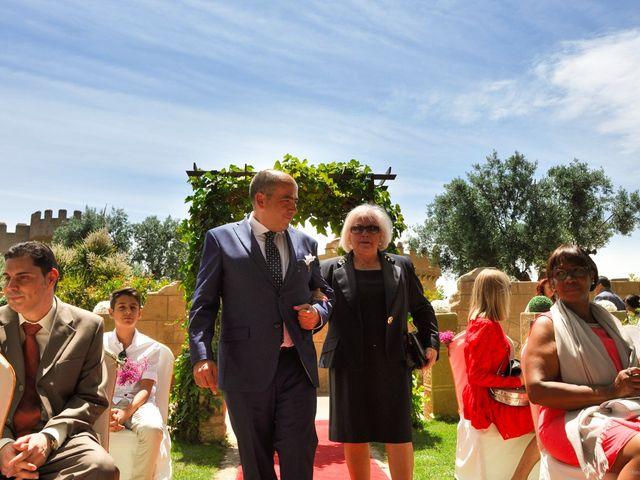 La boda de Tomas y Berta en Pedrola, Zaragoza 21