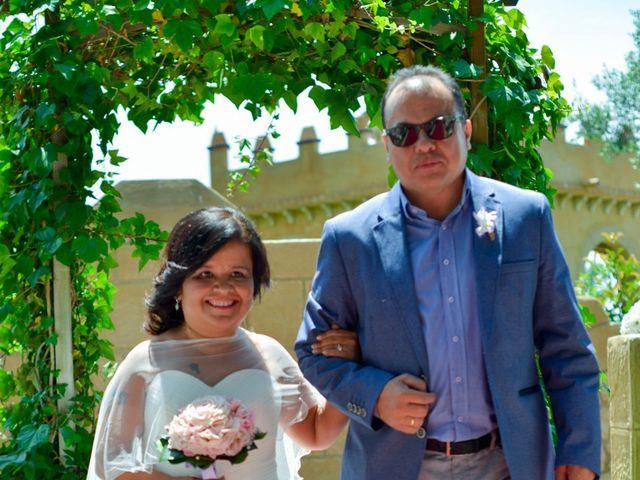 La boda de Tomas y Berta en Pedrola, Zaragoza 22