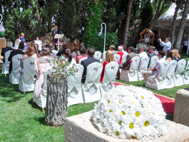 La boda de Tomas y Berta en Pedrola, Zaragoza 24