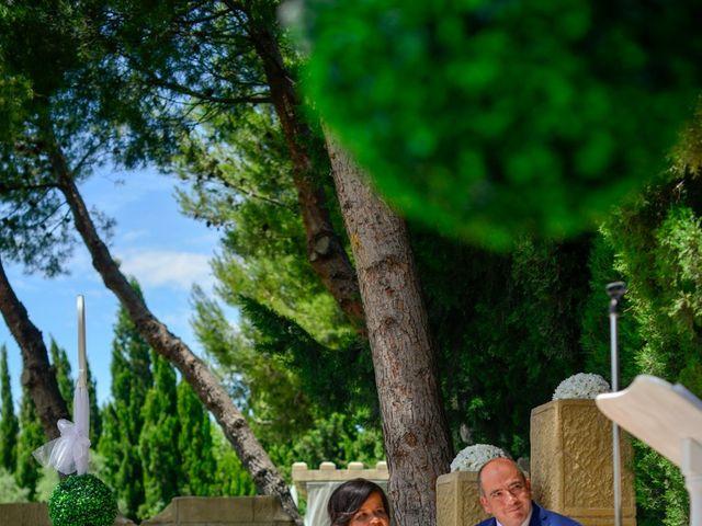 La boda de Tomas y Berta en Pedrola, Zaragoza 26
