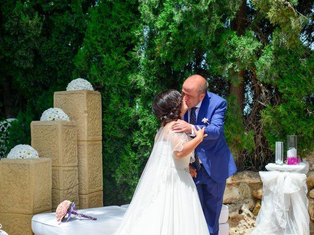 La boda de Tomas y Berta en Pedrola, Zaragoza 27