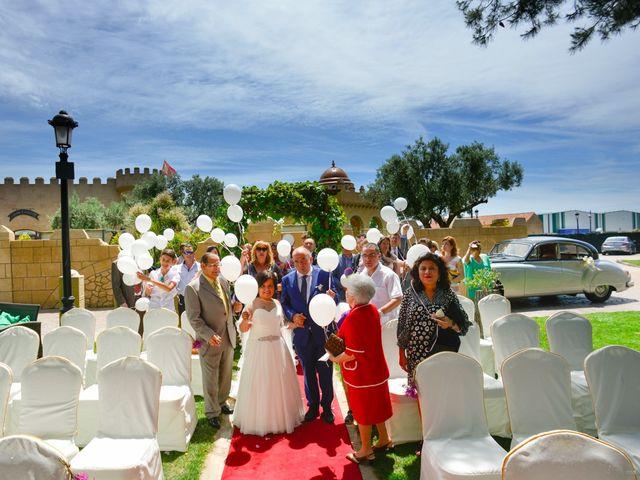 La boda de Tomas y Berta en Pedrola, Zaragoza 28