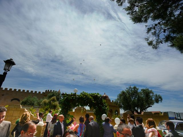 La boda de Tomas y Berta en Pedrola, Zaragoza 37