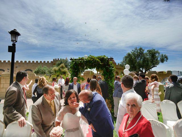 La boda de Tomas y Berta en Pedrola, Zaragoza 38