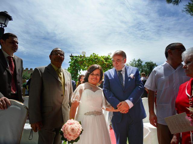 La boda de Berta y Tomas