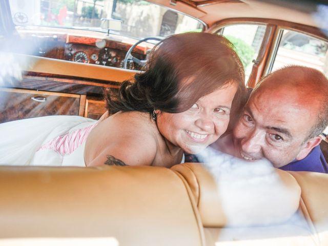 La boda de Tomas y Berta en Pedrola, Zaragoza 54