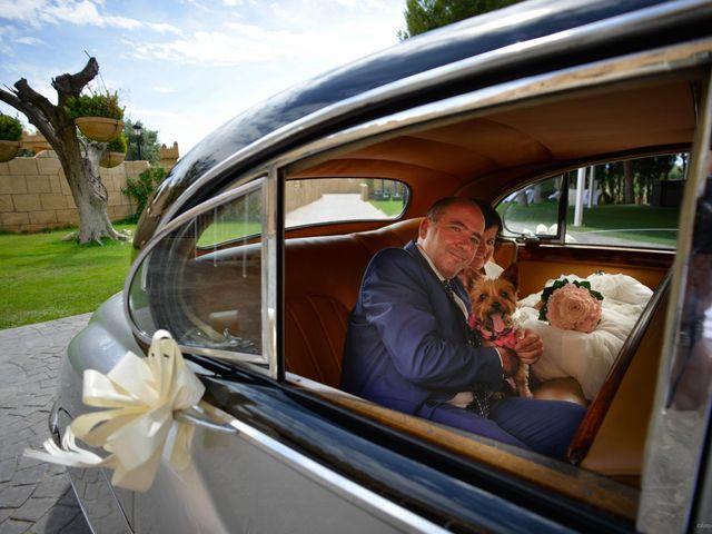 La boda de Tomas y Berta en Pedrola, Zaragoza 55