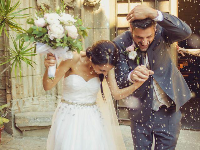 La boda de Gabriel y Eva en Barcelona, Barcelona 1