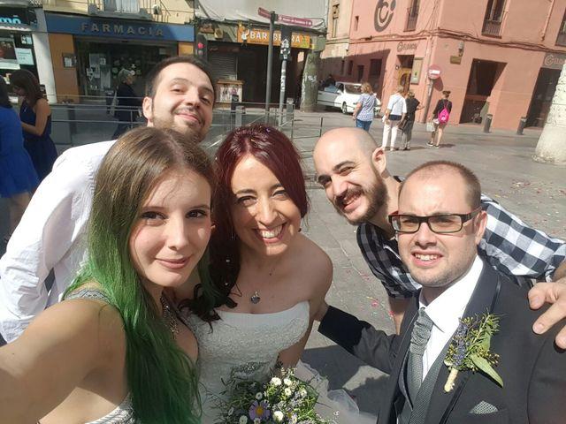 La boda de Sergi y Núria en Badalona, Barcelona 5
