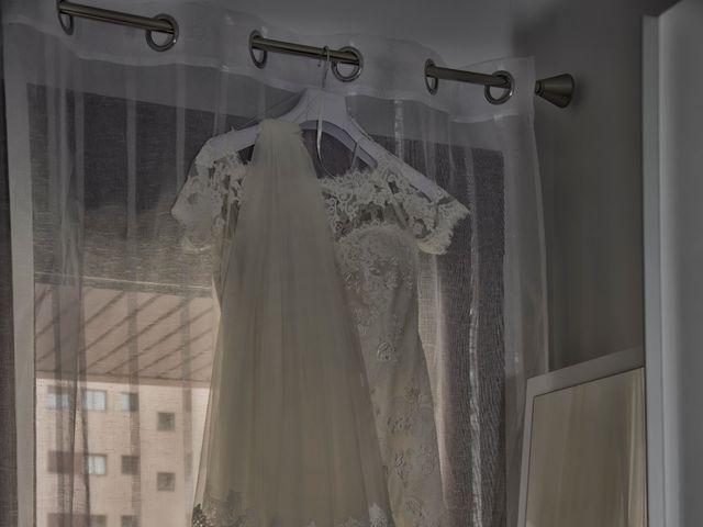 La boda de Rogelio y Mercedes en Venta Del Pobre, Almería 3
