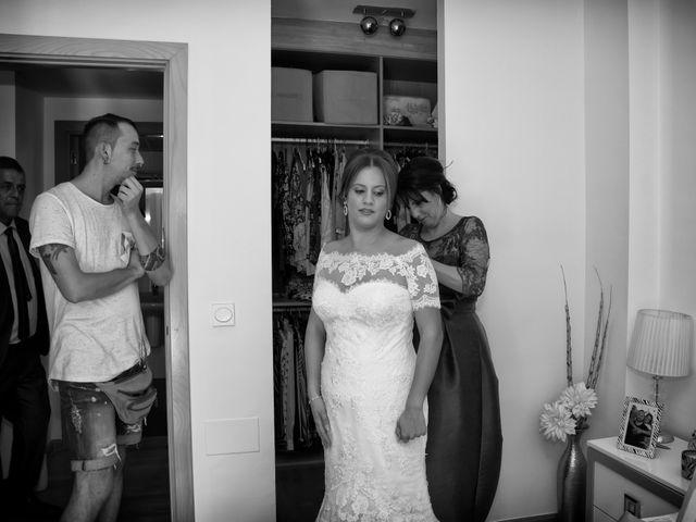 La boda de Rogelio y Mercedes en Venta Del Pobre, Almería 7