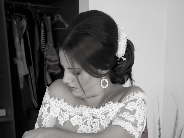 La boda de Rogelio y Mercedes en Venta Del Pobre, Almería 8