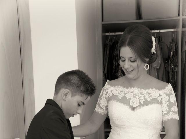 La boda de Rogelio y Mercedes en Venta Del Pobre, Almería 10