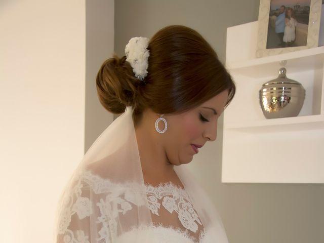 La boda de Rogelio y Mercedes en Venta Del Pobre, Almería 12