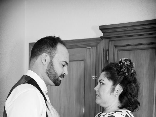 La boda de Rogelio y Mercedes en Venta Del Pobre, Almería 17