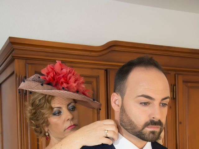 La boda de Rogelio y Mercedes en Venta Del Pobre, Almería 19