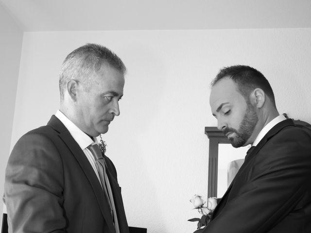 La boda de Rogelio y Mercedes en Venta Del Pobre, Almería 20