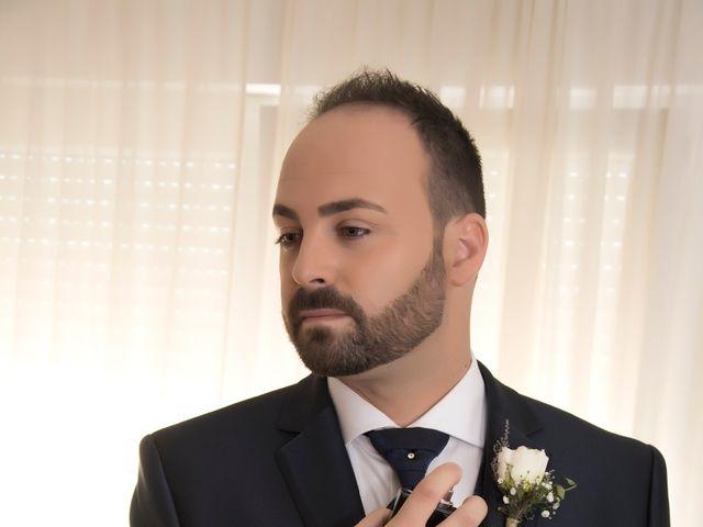 La boda de Rogelio y Mercedes en Venta Del Pobre, Almería 22