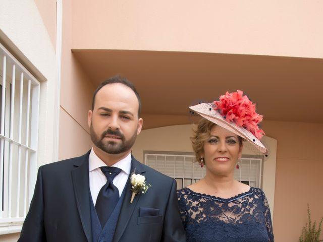 La boda de Rogelio y Mercedes en Venta Del Pobre, Almería 24
