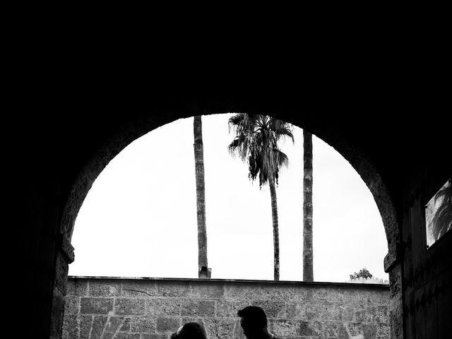 La boda de Rogelio y Mercedes en Venta Del Pobre, Almería 27