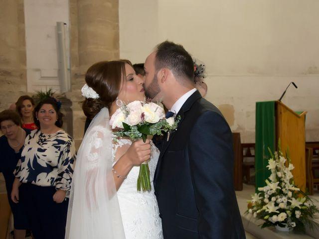 La boda de Rogelio y Mercedes en Venta Del Pobre, Almería 28