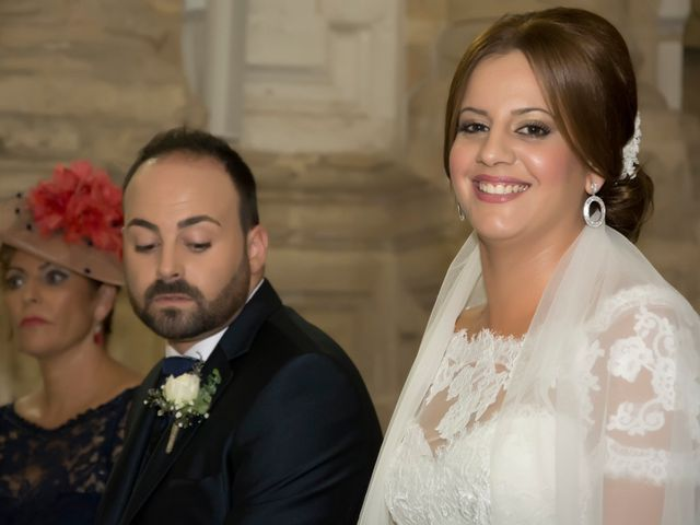 La boda de Rogelio y Mercedes en Venta Del Pobre, Almería 29