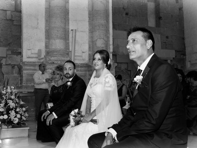 La boda de Rogelio y Mercedes en Venta Del Pobre, Almería 30