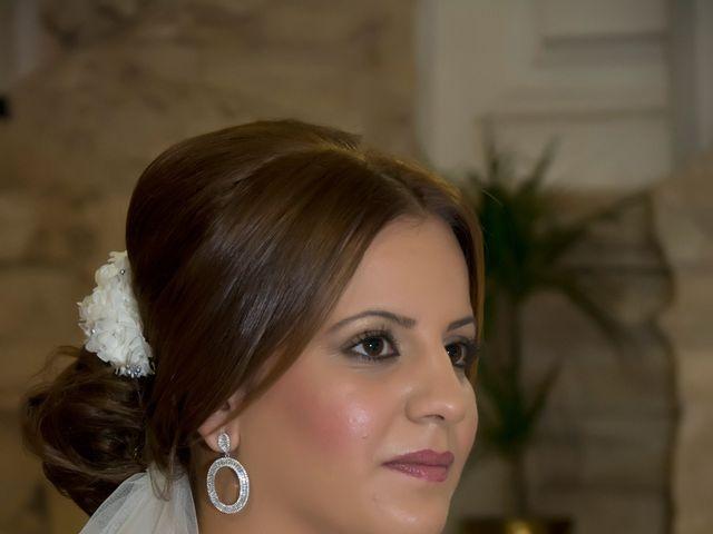 La boda de Rogelio y Mercedes en Venta Del Pobre, Almería 32