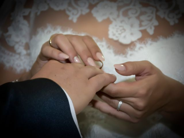 La boda de Rogelio y Mercedes en Venta Del Pobre, Almería 35