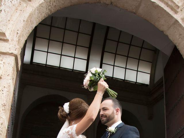 La boda de Rogelio y Mercedes en Venta Del Pobre, Almería 36