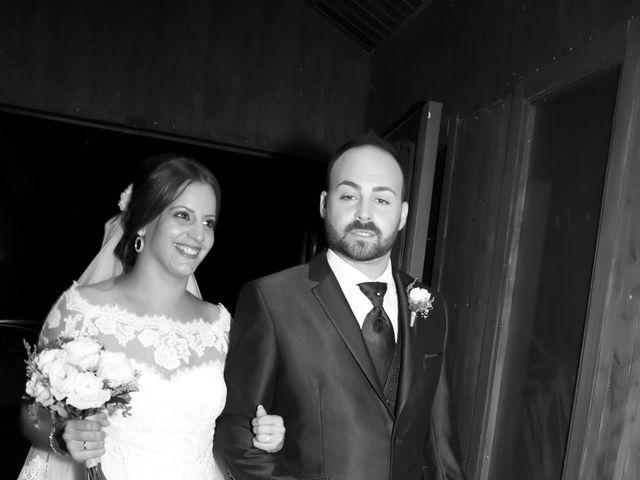 La boda de Rogelio y Mercedes en Venta Del Pobre, Almería 38
