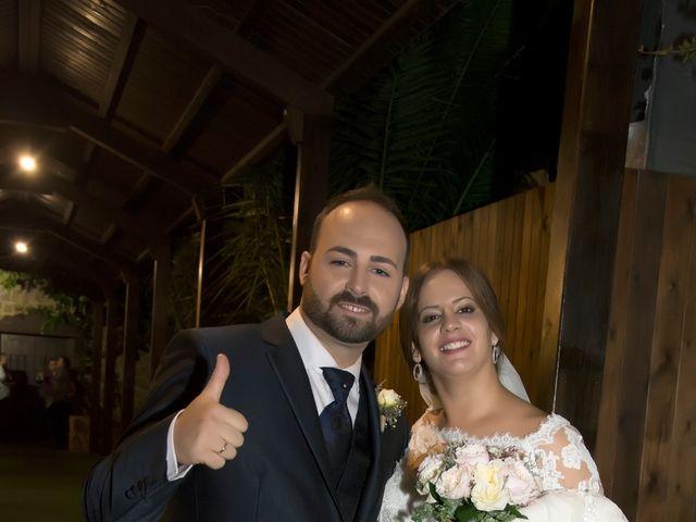 La boda de Rogelio y Mercedes en Venta Del Pobre, Almería 39
