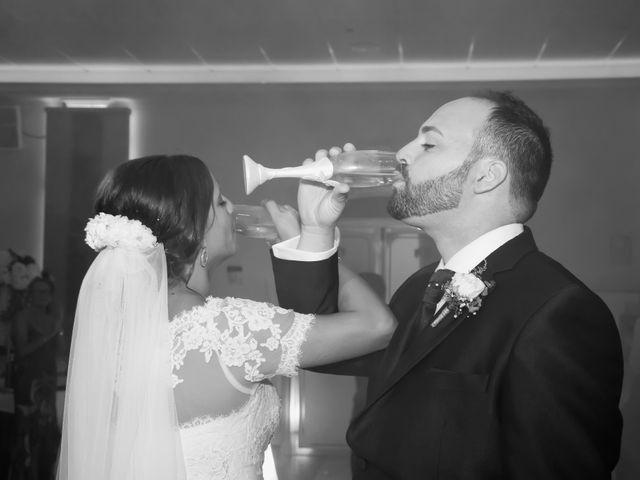 La boda de Rogelio y Mercedes en Venta Del Pobre, Almería 40