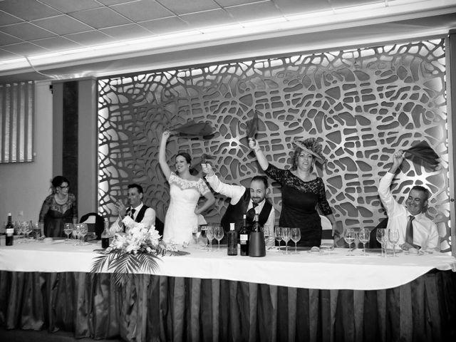 La boda de Rogelio y Mercedes en Venta Del Pobre, Almería 42