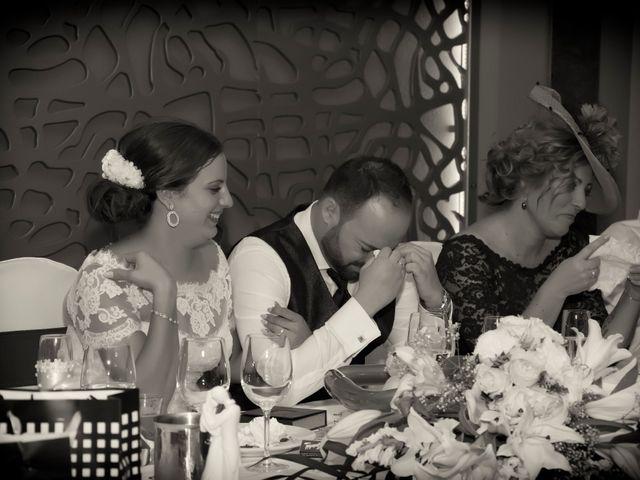 La boda de Rogelio y Mercedes en Venta Del Pobre, Almería 46