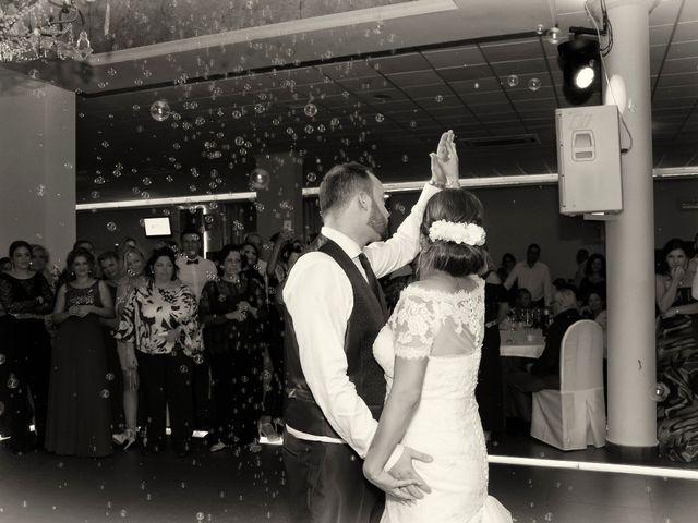 La boda de Rogelio y Mercedes en Venta Del Pobre, Almería 48
