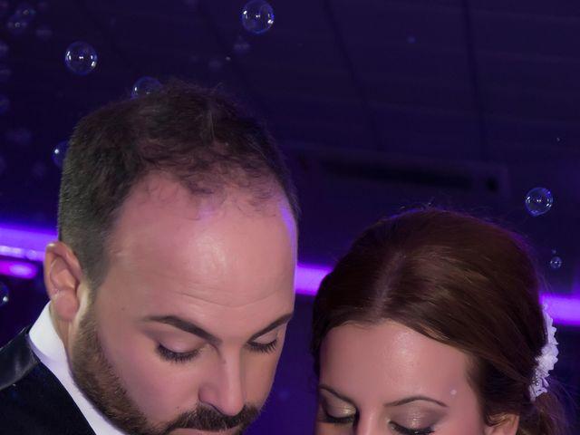 La boda de Rogelio y Mercedes en Venta Del Pobre, Almería 49