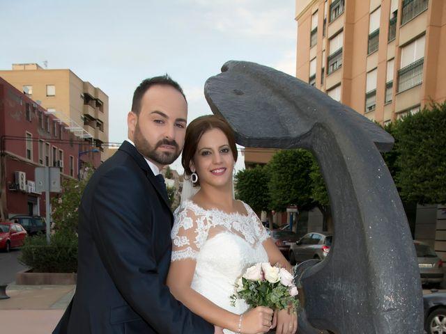 La boda de Rogelio y Mercedes en Venta Del Pobre, Almería 51