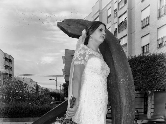 La boda de Rogelio y Mercedes en Venta Del Pobre, Almería 52