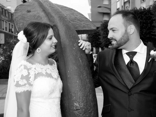 La boda de Rogelio y Mercedes en Venta Del Pobre, Almería 1