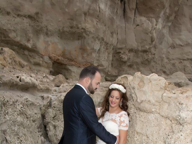 La boda de Rogelio y Mercedes en Venta Del Pobre, Almería 53