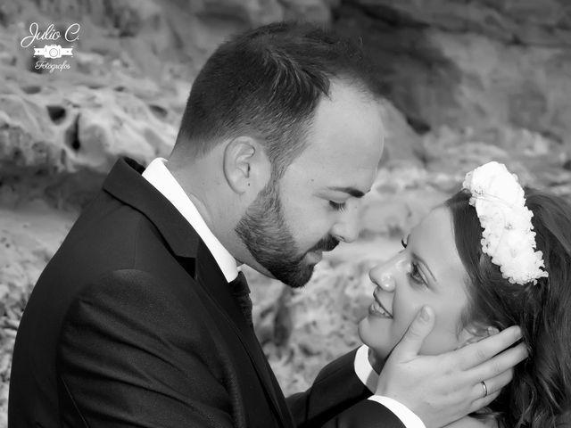 La boda de Rogelio y Mercedes en Venta Del Pobre, Almería 54