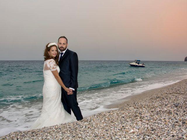 La boda de Rogelio y Mercedes en Venta Del Pobre, Almería 57