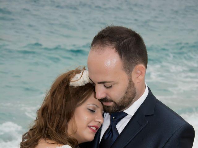 La boda de Rogelio y Mercedes en Venta Del Pobre, Almería 58