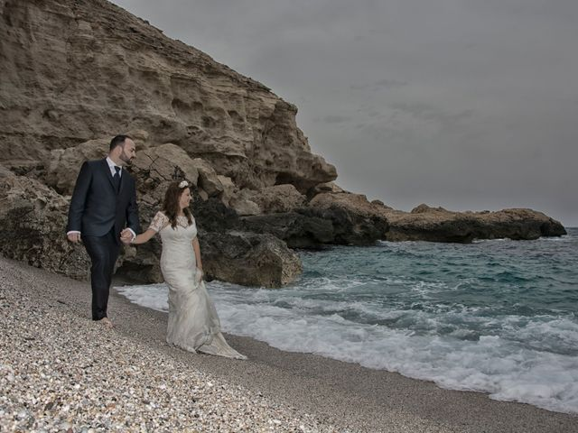 La boda de Rogelio y Mercedes en Venta Del Pobre, Almería 59