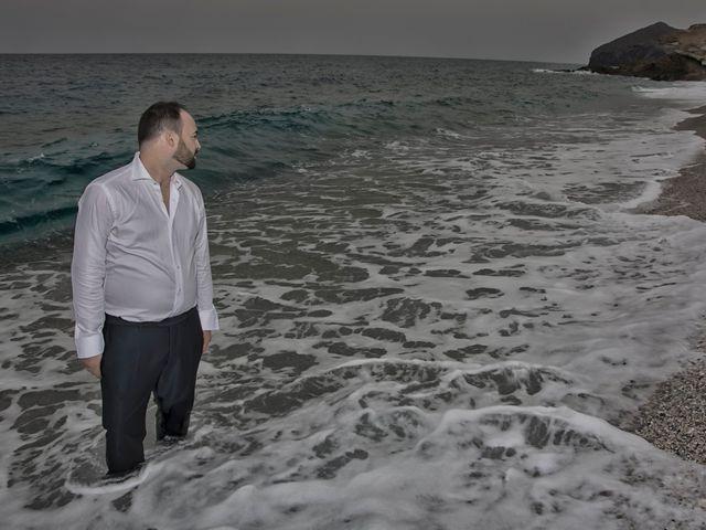 La boda de Rogelio y Mercedes en Venta Del Pobre, Almería 60