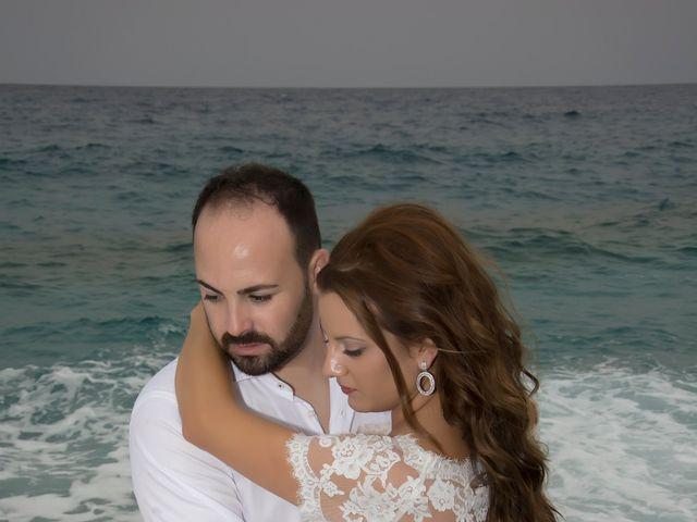 La boda de Rogelio y Mercedes en Venta Del Pobre, Almería 61