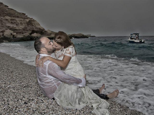 La boda de Rogelio y Mercedes en Venta Del Pobre, Almería 62