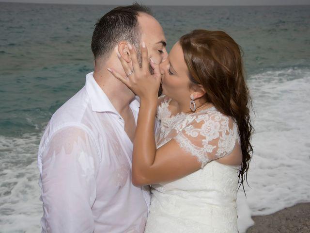 La boda de Rogelio y Mercedes en Venta Del Pobre, Almería 64